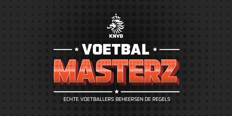 KNVB Voetbal Masterz